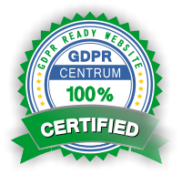 GDPR certificated